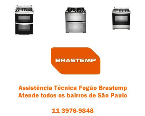 Assistência técnica São Paulo Brastemp