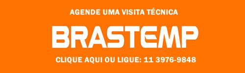 Visita técnica eletrodomésticos Brastemp