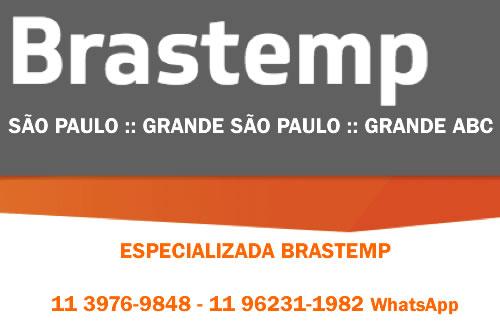 Assistência Brastemp em São Paulo