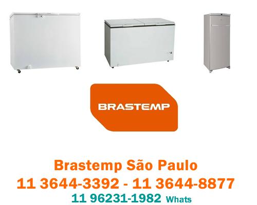 Assistência freezer Brastemp