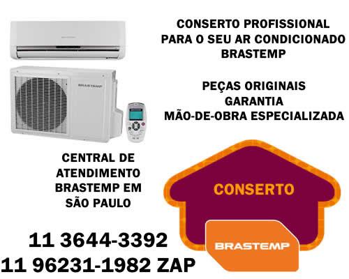 Instalação ar-condicionado Brastemp